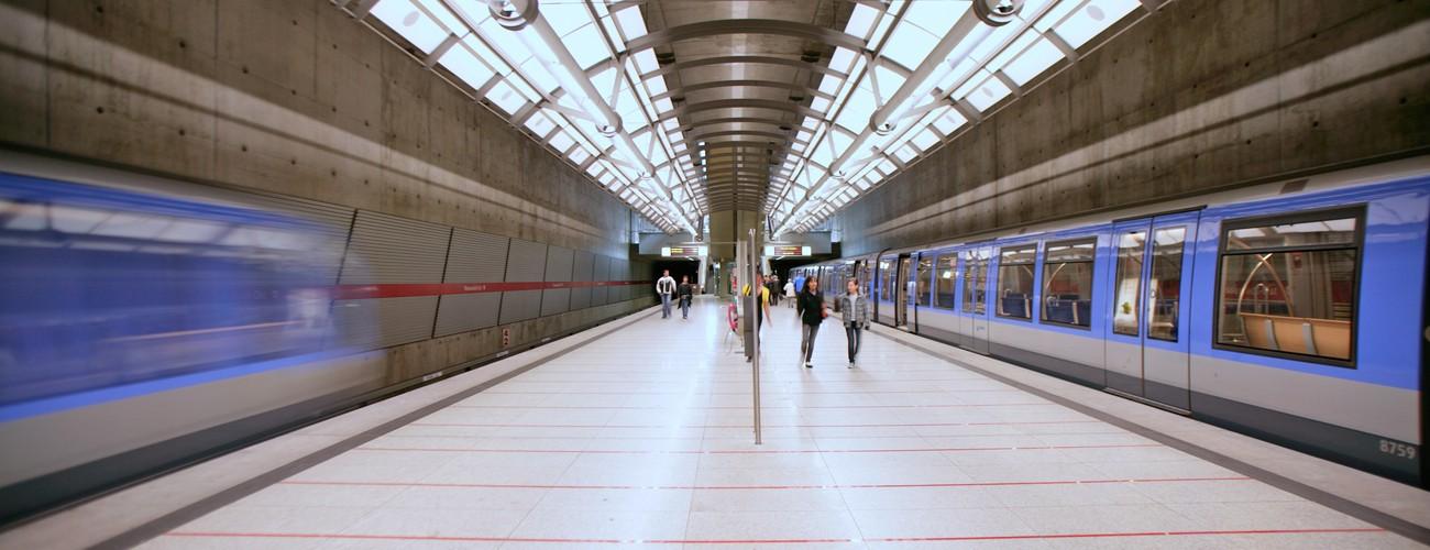 U-Bahn, © MVV GmbH