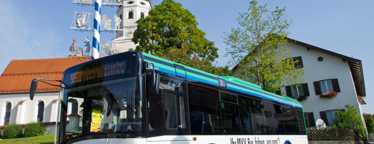 Linienbus, © MVV GmbH