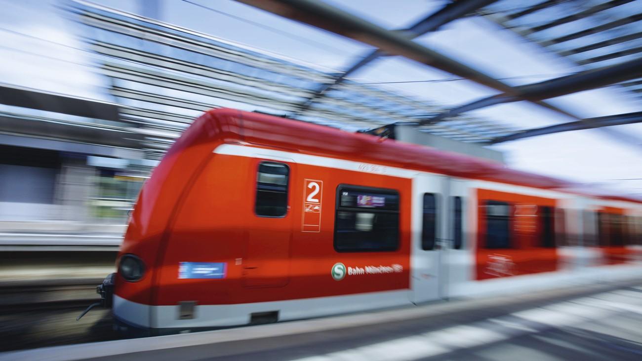 S-Bahn, © MVV GmbH