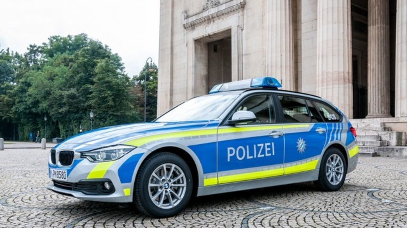 Streifenwagen, © Bayerische Polizei