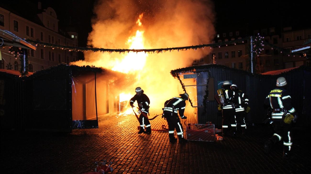 © Feuerwehr Augsburg