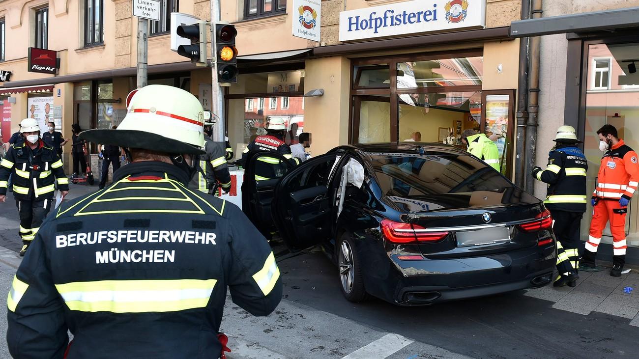 © Berufsfeuerwehr München