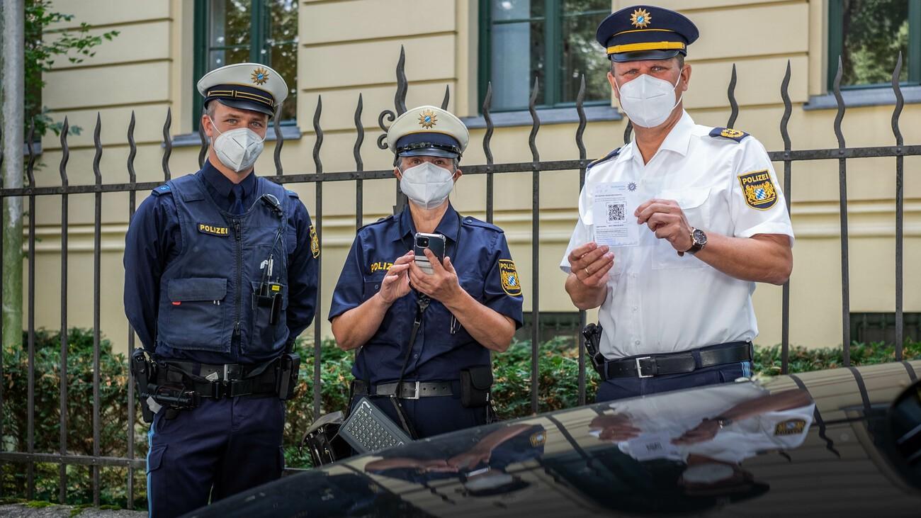 © Polizeipräsidium München