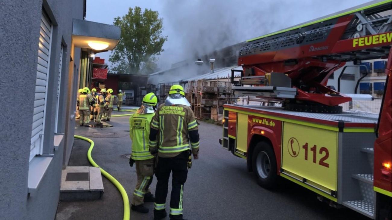 © Freiwillige Feuerwehr Unterschleißheim