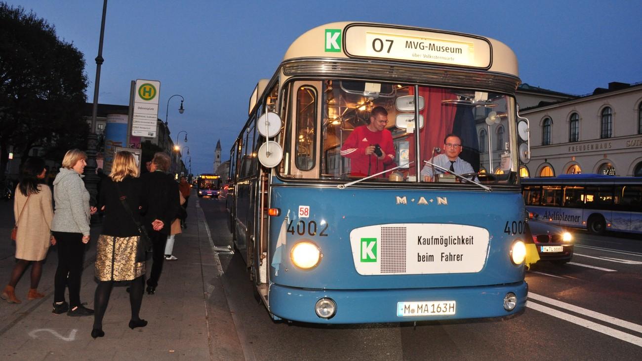 © Omnibusclub München / Maren Köhler